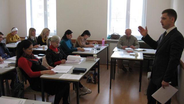 Отчёт о благословениях Харьковской школы