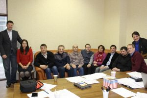 Встреча преподавателей ИЦС